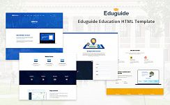 Шаблон #69064 - Eduguide - Education