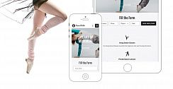 Шаблон #61394 - DanceStudio - Dance Coach Responsive